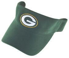 NFL Green Bay Packers Adjustable Visor Green