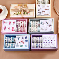 Cartoon Washi Tape Klebeband Kit DIY Scrapbooking Masking Papier Tagebuch Dekor