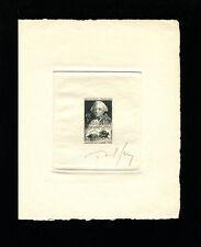 France1949 Sc B237 Communications Costumes Stamp Day Sunken Die Artist Proof