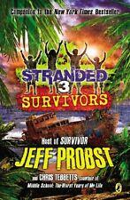 Survivors 3 (Stranded) by Jeff Probst, Chris Tebbetts