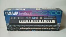 Synthétiseur Yamaha PortaSound Digital Recording Keyboard PSS-100