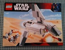 LEGO Instruction Manual ONLY Star Wars from set 7659 Imperial Landing Craft