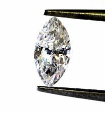 Clarity Enhanced .91 marquise EGL  loose diamond SI3 F