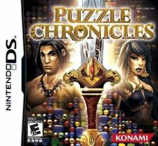 Puzzle Chronicles DS/Lite/DSi/XL/3DS NEW Eng/French/Span.