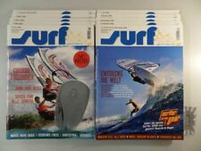 Surf the windsurfing Magazine: year 2006 [10 issues complete]. Heritage, Andreas