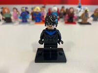 Lego Batman DC Super-Heroes Nightwing - Rebirth Minifigure 76160