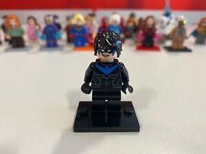 76011 Nightwing LEGO Super Heroes - Figur Minifig Batman DC Night Wing 76011
