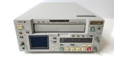 Sony Dsr-25 Digital Video Cassette Recorder Dvcam Minidv Ntsc Pal 13x10 drum hr