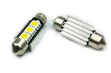Festoon C5W 36mm 10x36 SV8,5 LED CANBUS NUMBER PLATE CAR BULB COOL WHITE B