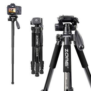 Professionnel Q222 Trépied pour Appareil Photo Reflex Monopod For DSLR SLR