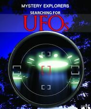 Searching for UFOs (Mystery Explorers)-ExLibrary