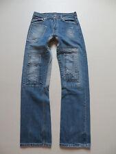 Levi's 501 Jeans Hose W 33 /L 36, LIMITED EDITION: Patchwork Vintage ! RARITÄT !