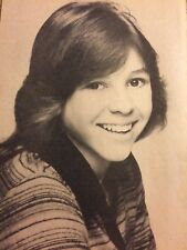 Kristy McNichol, Full Page Vintage Pinup