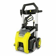 Karcher K1700 Electric Cold Water Pressure Washer - Yellow/Black