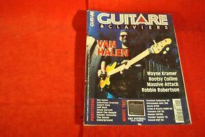 GUITARE ET CLAVIERS N°159 - JANVIER 1995
