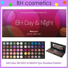 NEW BH Cosmetics 60-Color DAY & NIGHT Eye Shadow Palette FREE SHIPPING BNIB and