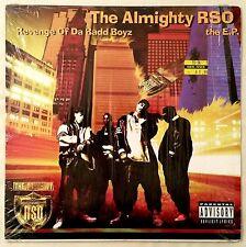 1994 - THE ALMIGHTY RSO - REVENGE OF DA BADD BOYZ THE E.P. - RCA RECORDS ORIG