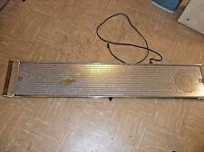 Vintage Xtra Large 4' Salton Electric Warming Tray H-970 Hot Tray food warmer