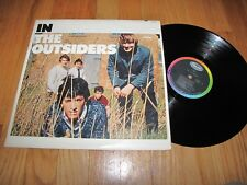 THE OUTSIDERS - IN - CAPITOL RECORDS MONO LP  T 2636