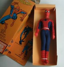 VINTAGE 1977 Spider-Man 12 1/2inch doll unused item Mego action figure Marvel
