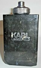 KARL LAGERFELD EDT SPRAY 3.3oz SPRAY *IMPERFECT 90% FULL