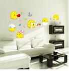 Chicken Wall Sticker For Kids Room Home Decor Nursery Wall Decal Children Poster