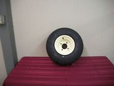 Kenda golf car wheel and tires