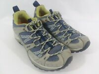 Merrell 'Siren Sport' Hiking Trail Athletic Shoes, Grey / Periwinkle, Womens 6.5