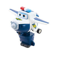 Super Wings Paul Transforming Airplane Helicopter Toy Animation Auldey