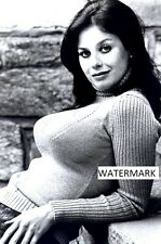 "Lana Wood 4""x6"" super busty tight sweater picture 4""x6"" photo portrait"