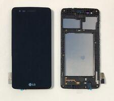 NEUF LG K8 2017 TITAN m200n numériseur tactile écran LCD assemblage avec cadre