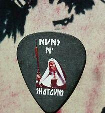 BLACK LABEL SOCIETY Zakk Wylde Nuns N' Shotguns Tour guitar pick