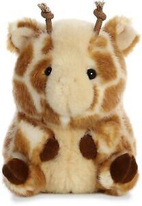 """Aurora - Rolly Pet - 5"""" Giminy Giraffe"""