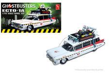 Ghostbusters Ecto-1 o Ecto-1a Escala 1:25 Amt detallada Kit plástico amt750