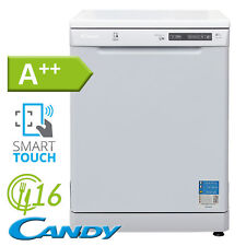 Geschirrspüler Spülmaschine A++ 60cm Stand Spüler Aquastop freistehend NFC Candy