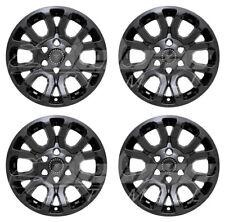 "18"" Black Wheel Skins Hubcaps FOR 14-18 GMC Sierra SLE / 15-19 GMC Yukon XL"