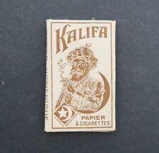 Papier cigarette KALIFA full rolling papers zigarettenpapier Papel fumar