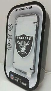 NFL Oakland Raiders I-Phone 5/5S Ice Case