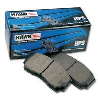 Hawk HPS Front Brake Pads Fits Nissan R35 GTR GT-R VR38 VR38DETT