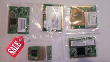 5x Laptop Notebook Tarjetas De Red Interna Hp Medion