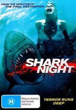 SHARK NIGHT : NEW DVD