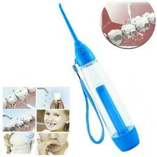 Portable Dental Floss Oral Care Water Jet Teeth Flosser Irrigator Tooth Pick
