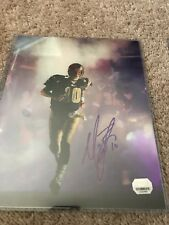 Marc Bulger Signed St Louis Rams 8x10 Photo Mounted Memories