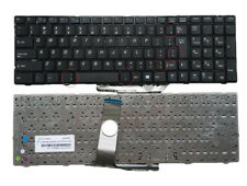 for MSI GE60 GE70 GP60 GP70 CR61 CX61 GX60 CX70 US UI Black Laptop Keyboard