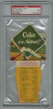 1952 Coca-Cola Playing Tips Gil Hodges PSA 5