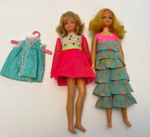 vintage barbie skipper doll lot