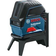 Bosch Professional Linienlaser GCL 2-15 Professional, Kreuzlinienlaser, blau
