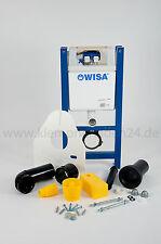 Wisa XT WC Vorwandelement 98x38cm v. Oben oder Vorn WC Element Trockenbauelement