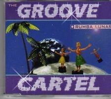 (CX603) The Groove Cartel, Rumba Lunar - 1998 CD