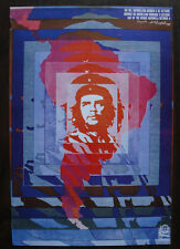 OSPAAAL political Poster Che Guevara Helena Serrano LOWEST PRICE ON ANY POSTER